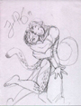 Donated by StealthKat, SK hugging Sheila :)